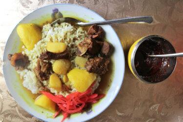 曙橋で出合った、まさかのチベット料理の心温まる味わい
