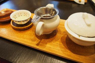 中国茶と薬膳スイーツの世界へ! 西早稲田の人気カフェ「甘露」
