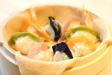 カニやホタテにフカヒレ入りも!鶯谷の美味なる海鮮蒸し餃子