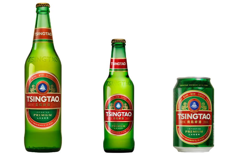 青島ビール|ラガービール大瓶・小瓶・缶