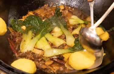 西川口ナイトウォーク 中国東北名物の巨大でガチな鉄鍋料理を食らう